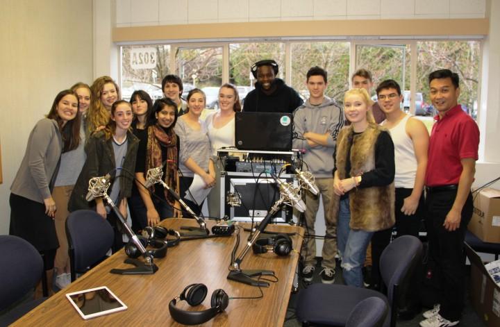 Atelier radio du CJFCB